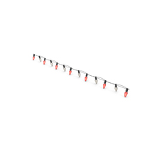 Christmas Lights Straight Line On PNG & PSD Images