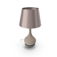 Ines Table Lamp PNG & PSD Images