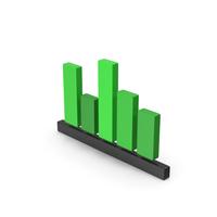 Green Symbol Chart PNG & PSD Images