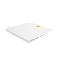 Thumbtack And Sticky Note PNG & PSD Images