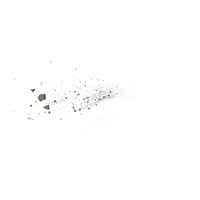 Bullet Stone Debris PNG & PSD Images