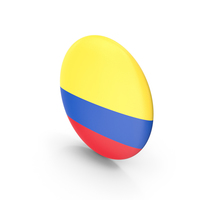 Badge Colombia PNG & PSD Images