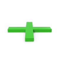 Green Symbol X Mark PNG & PSD Images