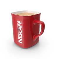Nescafe Mug PNG & PSD Images