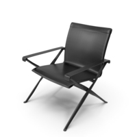 Beverly Chair Black PNG & PSD Images
