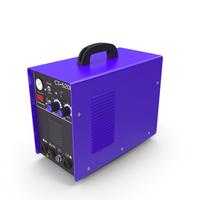 Plasma Cutter Blue PNG & PSD Images