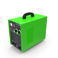Plasma Cutter Green PNG & PSD Images