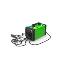 Welding Machine Green PNG & PSD Images