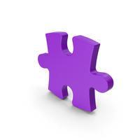 Purple Puzzle PNG & PSD Images