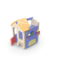 Toy House PNG & PSD Images