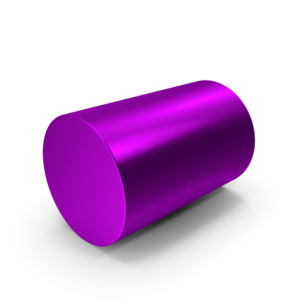 Purple Cylinder PNG & PSD Images