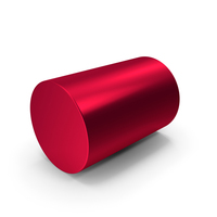 Red Cylinder PNG & PSD Images
