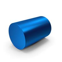 Blue Cylinder PNG & PSD Images