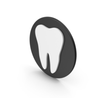 Tooth Black Base PNG & PSD Images