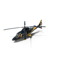 2011 Agusta AW109 Grand New Helicopter PNG & PSD Images