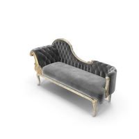 Angelo Cappellini 347SX Chesterfield Sofa PNG & PSD Images