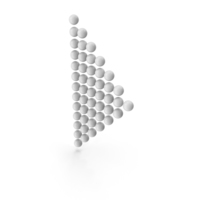 Ball Symbol Play Button PNG & PSD Images