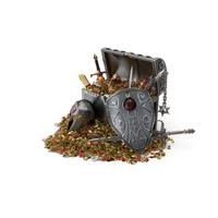 Warriors Treasure PNG & PSD Images