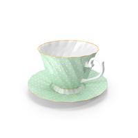 Classic Tea Cup PNG & PSD Images