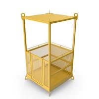 Cage Crane Basket PNG & PSD Images
