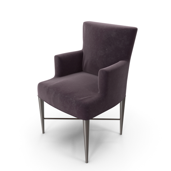 Baker Archetype Armchair PNG & PSD Images