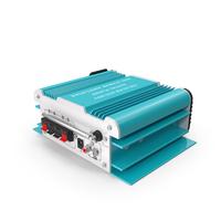 Mini Karaoke Blue PNG & PSD Images