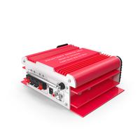 Mini Karaoke Red PNG & PSD Images