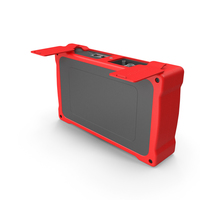 Mini OTDR Open Port Red PNG & PSD Images
