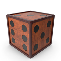 Wooden Die PNG & PSD Images