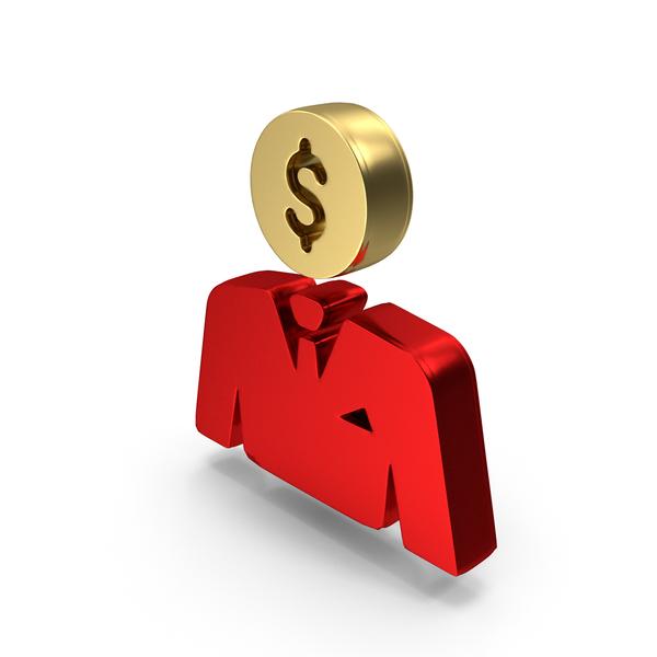 Dollar Face Money Logo PNG & PSD Images