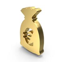 Money Euro Bag PNG & PSD Images