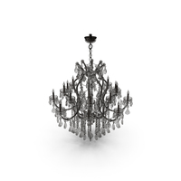 Crystorama 4418-CH-CL-S Chandelier PNG & PSD Images