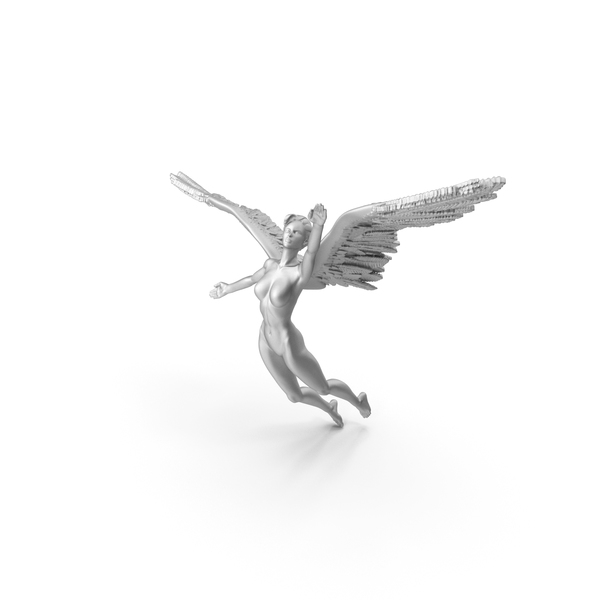 Angel - Female Figure PNG & PSD Images