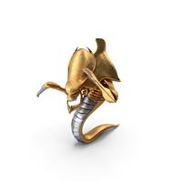 Golden Hydralisk PNG & PSD Images