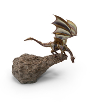 Magical Dragon Stone PNG & PSD Images