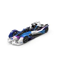 Formula E Andretti 2020 - 2021 PNG & PSD Images