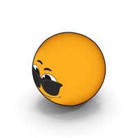 Emoji Sunglasses PNG & PSD Images