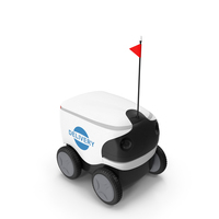 Delivery Bot PNG & PSD Images