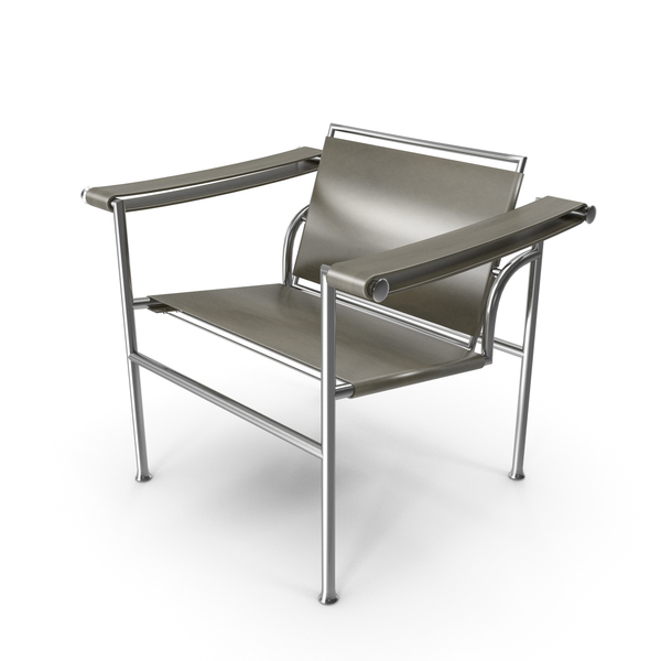 Le Corbusier LC1 Chair PNG & PSD Images