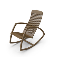 Gaivota Chair by Renaud Bonzon PNG & PSD Images