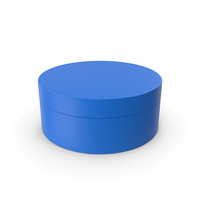 Ring Box Blue PNG & PSD Images