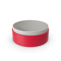 Ring Box No Cap Red PNG & PSD Images