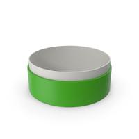 Ring Box No Cap Green PNG & PSD Images