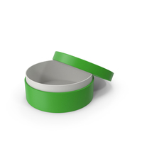 Ring Box Opened Green PNG & PSD Images