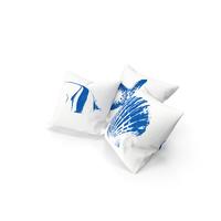 Sea Pillows PNG & PSD Images