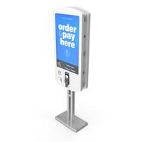McDonald's Electronic Kiosk PNG & PSD Images