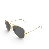 Ray Ban Pilot Glasses PNG & PSD Images