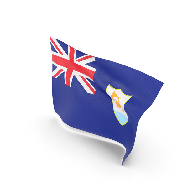 Flag of Anguilla PNG & PSD Images