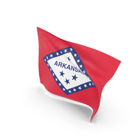 Flag of Arkansas PNG & PSD Images