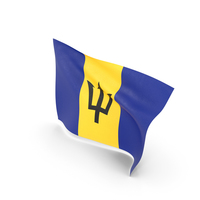Flag of Barbados PNG & PSD Images